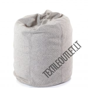ROLL 6.6 WOOL Light Grey